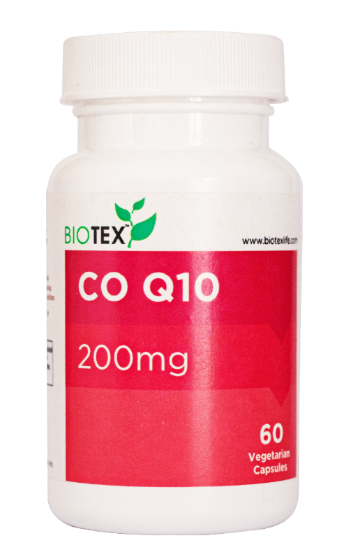 An image of Biotex's Co Q10